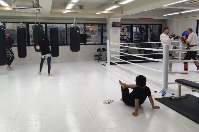 ストレス発散したいならキックボクシングをやりましょう!!