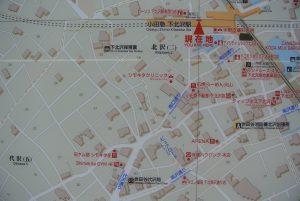 地図 詳細