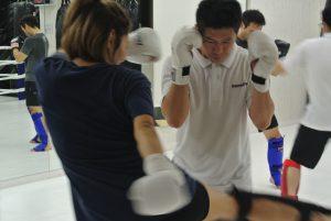 元プロボクサー トレーナー