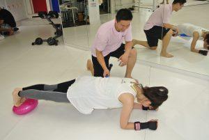 自重トレーニング