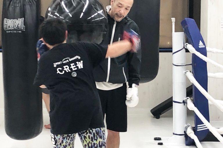 親子でキックボクシングに挑戦してみませんか!?