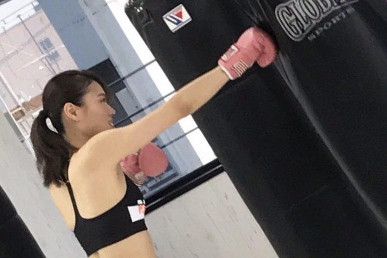 下北ジムはボクシングも専門的に教えてます!!