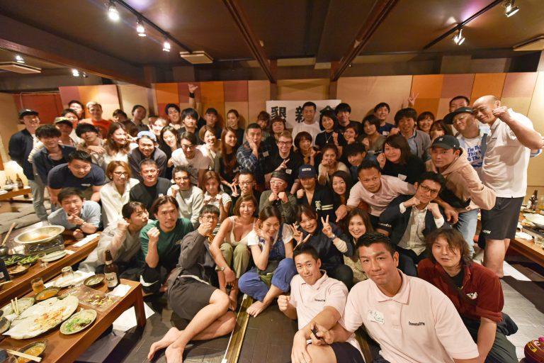 ☆Shimokita GYM懇親会開催☆