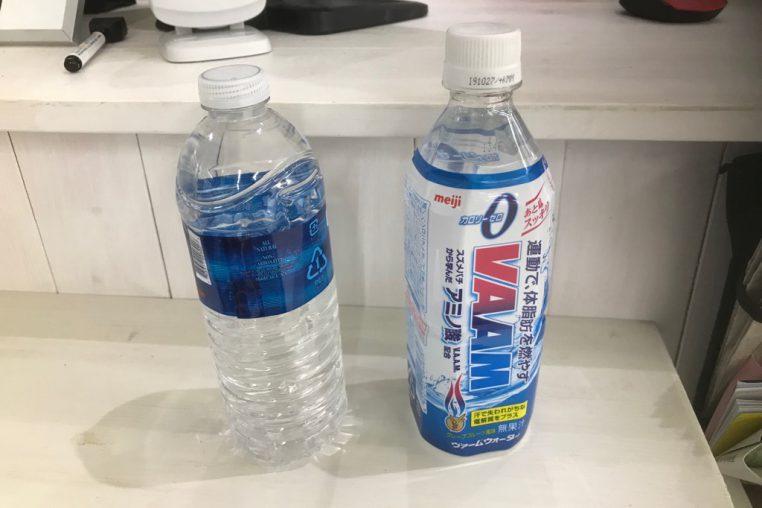 しっかりと水分補給をしましょう!!