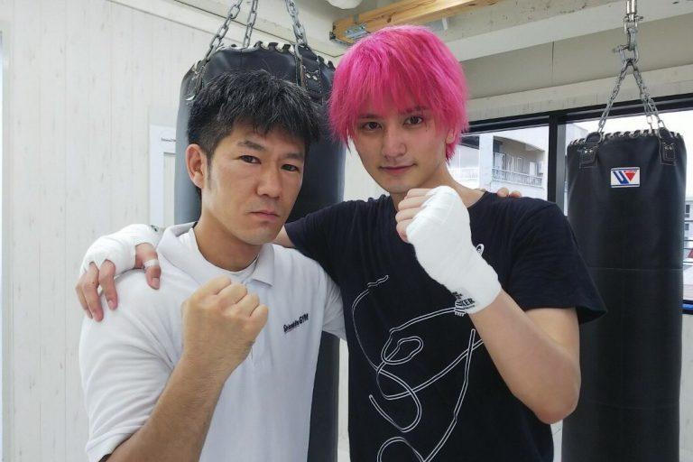 Shimokita GYMは、日テレドラマのボクシング指導に協力しGYMを提供しております。