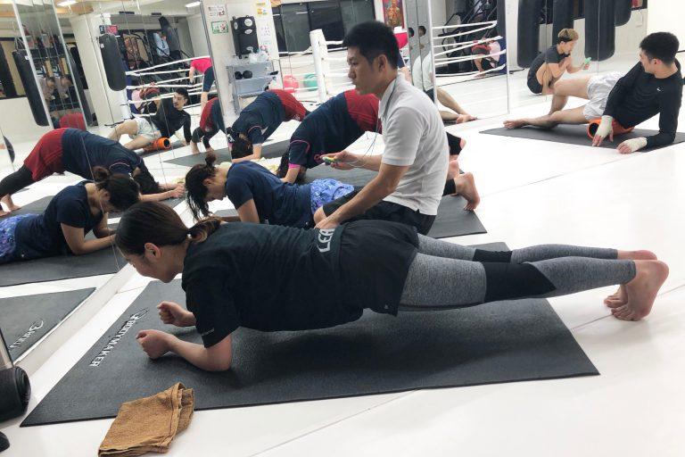 体力や目的に合わせたトレーニング☆