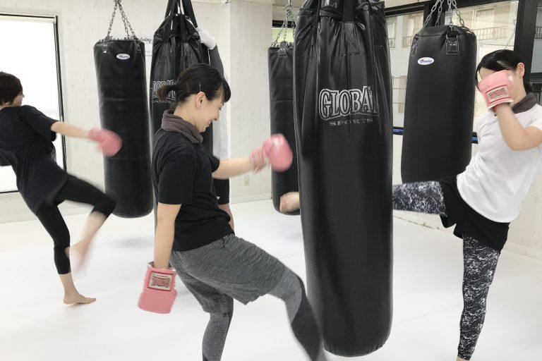 自分に合った強度のトレーニングをしましょう。