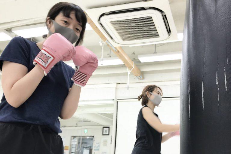 キックボクシング納めをしましょう!!