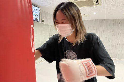 誰でも楽しくキックボクシング!