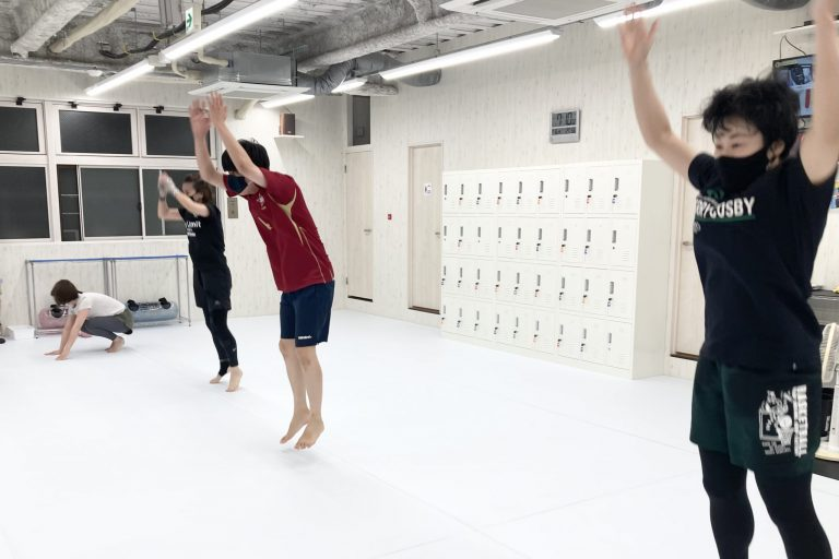 Shimokita GYM~Beginner~のクラスに参加しましょう!!